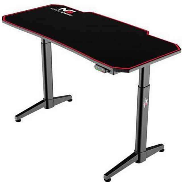 Nordic Gaming Elevate Gaming Desk - Black