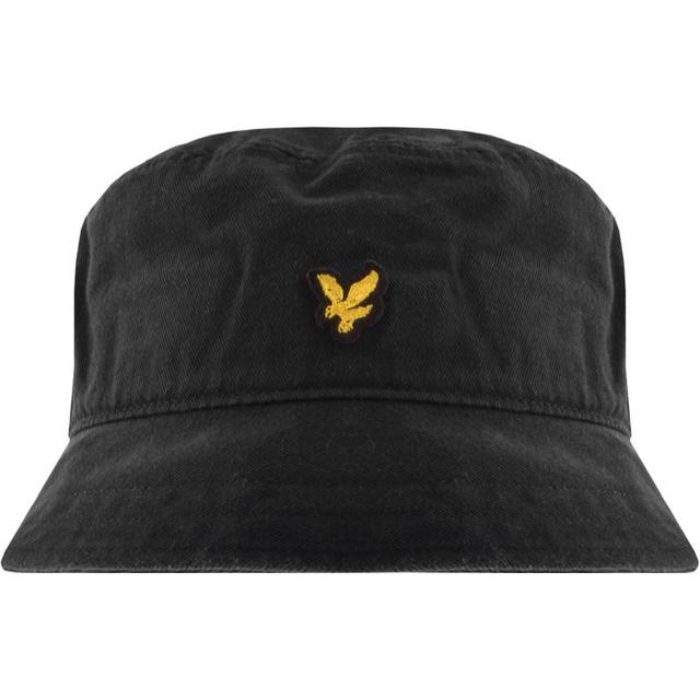 Lyle & Scott Bucket Hat - True Black