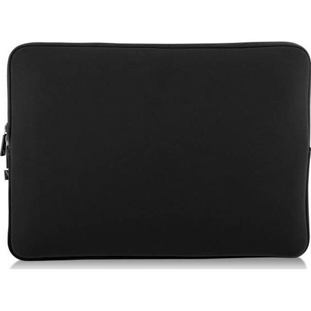 "V7 Water-resistant Neoprene Laptop Sleeve Case 16"" - Black"