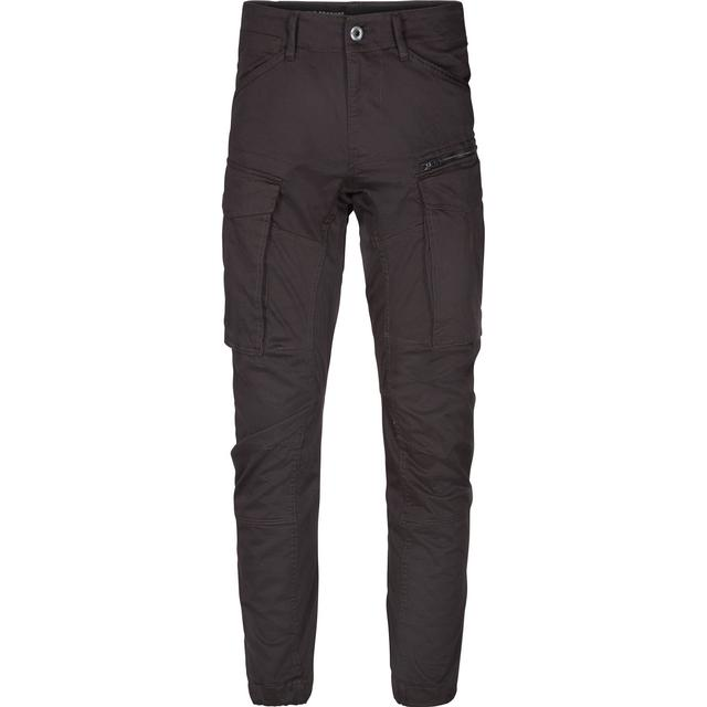 G-Star Rovic Zip 3D Straight Tapered Pant - Raven