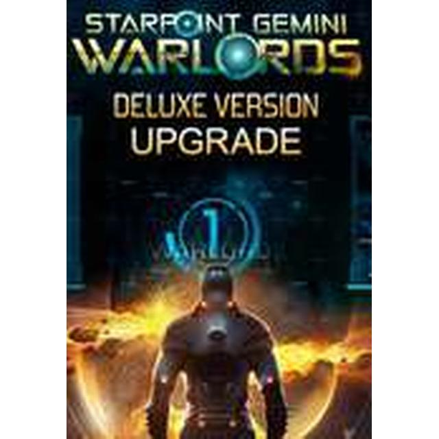 Starpoint Gemini Warlords: Upgrade to Digital Deluxe
