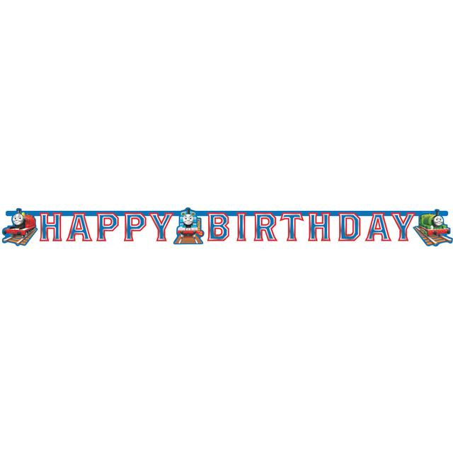 Amscan Letter Banner Thomas And Friends (552163)