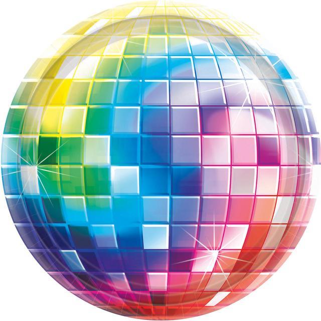 Amscan Disco Fever 70's (591222)