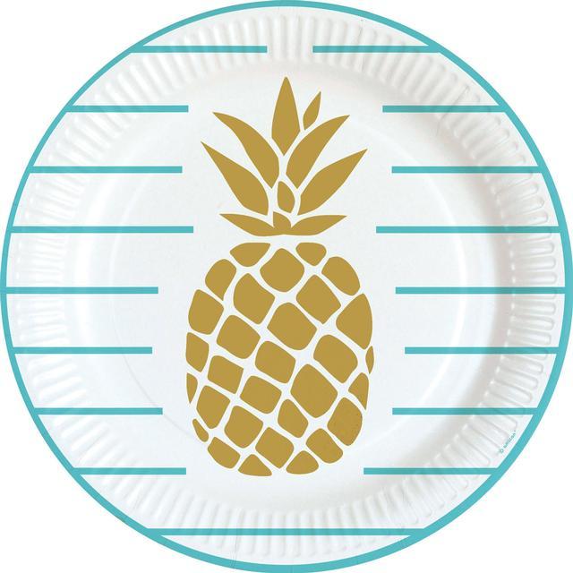 Amscan Pineapple Vibes (9903307)