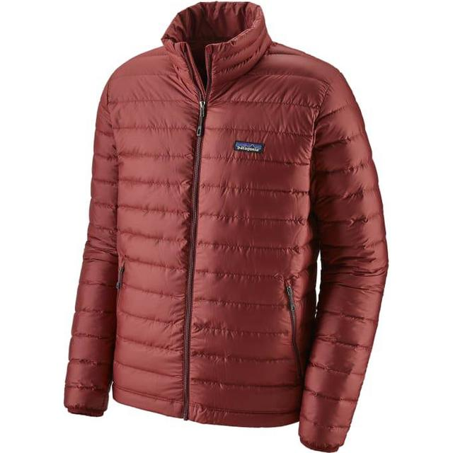 Patagonia Down Sweater Jacket - Oxide Red