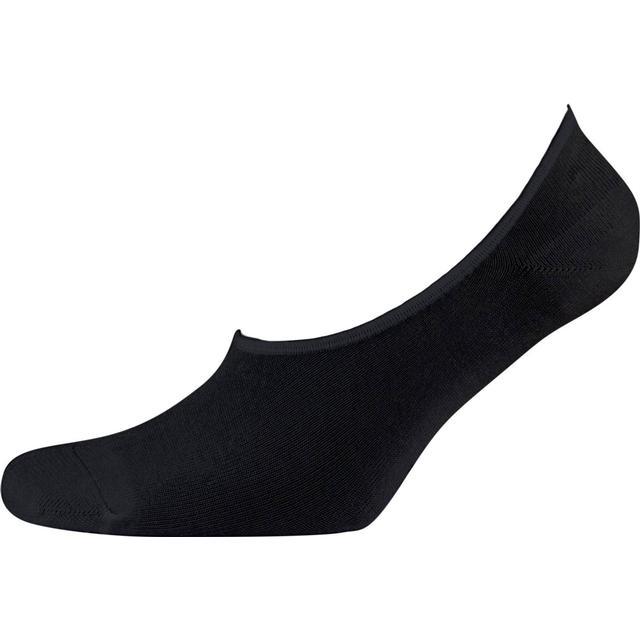 Frank Dandy Bamboo Invisible Socks - Black