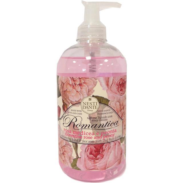 Nesti Dante Romantica Rose & Peony Liquid Soap 500ml