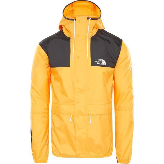 The North Face 1985 Seasonal Celebration Packable Mountain Jacket - Zinnia Orange