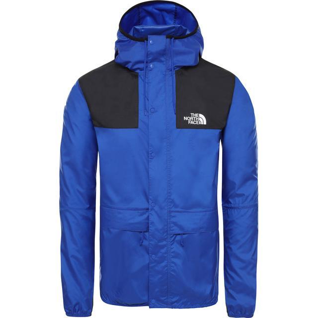 The North Face 1985 Seasonal Celebration Packable Mountain Jacket -TNF Blue