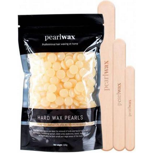 Pearlwax Hard Wax Pearls Honning 100g