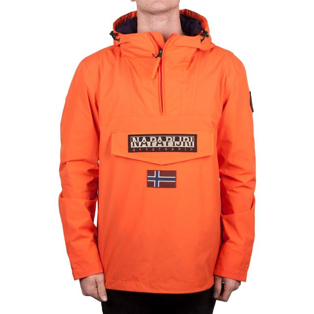 Napapijri Rainforest Summer Anorak - Orange