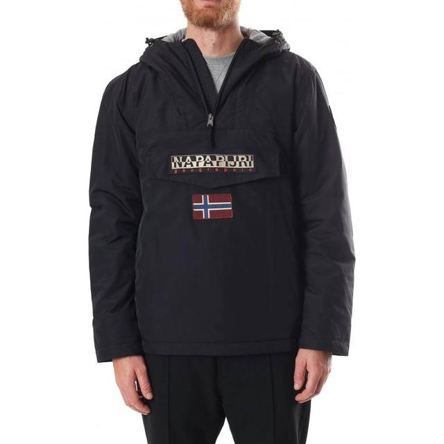 Napapijri Rainforest Winter Anorak - Black