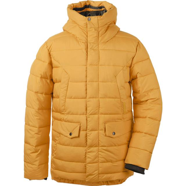 Didriksons Urban Jacket - Yellow Ocher