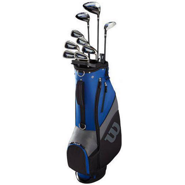 Wilson 1200 TPX Graphite Golf Set