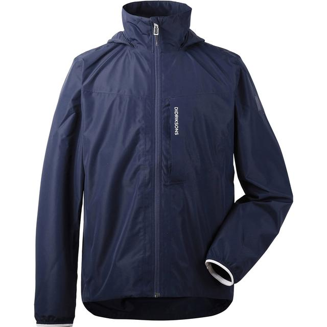 Didriksons Incus Jacket - Navy