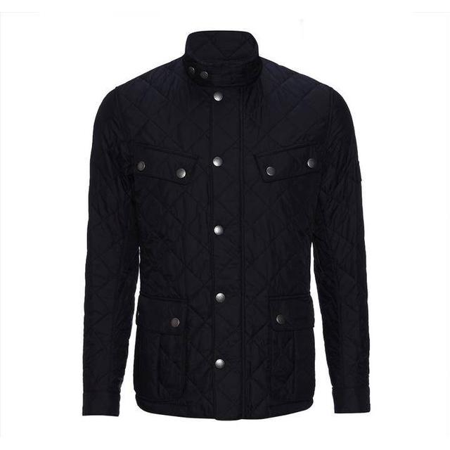 Barbour Ariel Quilted Jacket - Navy