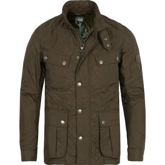 Barbour Ariel Quilted Jacket - Olive