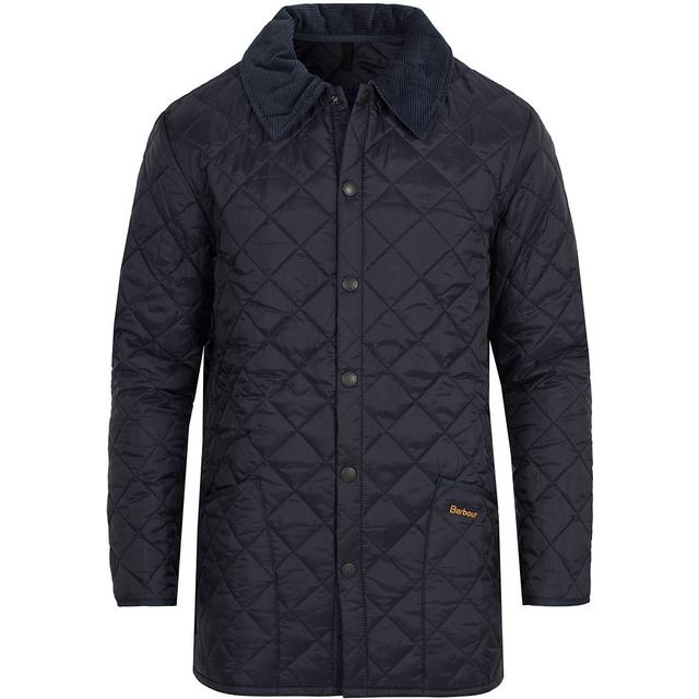 Barbour Liddesdale Quilted Jacket - Navy