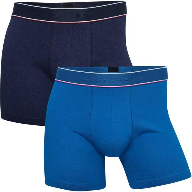 JBS Pique Tights 2-pack - Navy/Blue