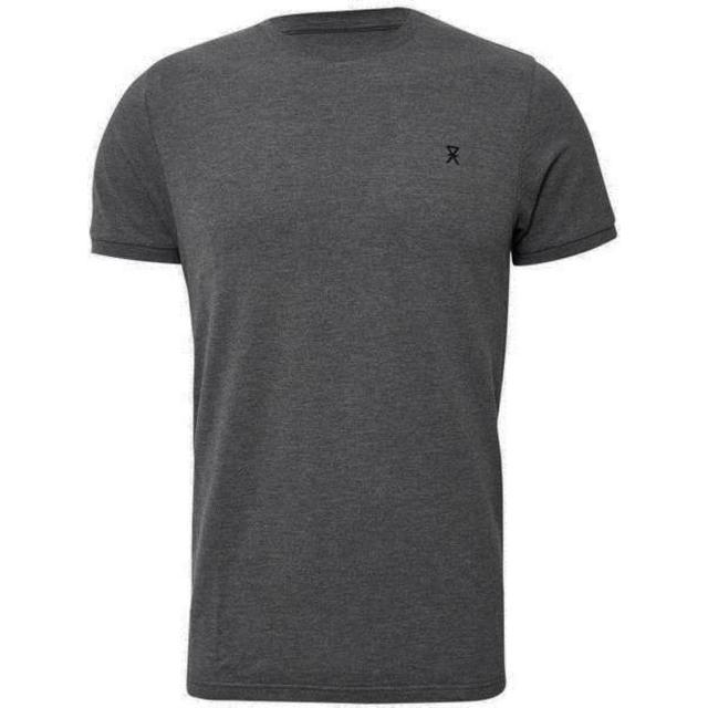 JBS Pique T-shirt - Dark Grey Melange