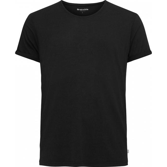 Resteröds Jimmy Bamboo T-shirt - Black