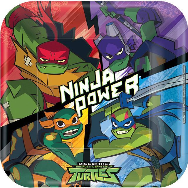 Amscan Rise Of The Teenage Mutant Ninja Turtles (552209 AM)