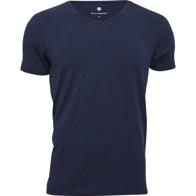 JBS V-Neck T-shirt - Navy