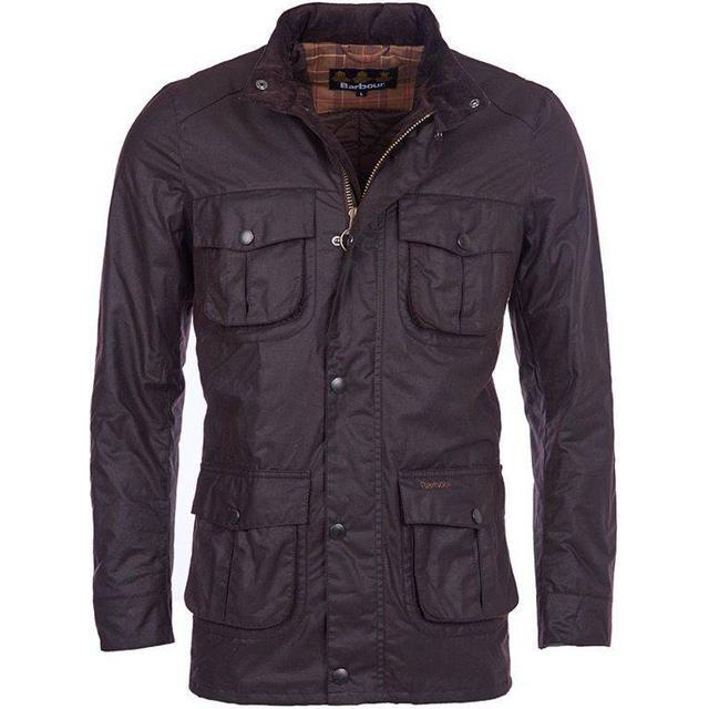 Barbour Corbridge Wax Jacket - Rustic