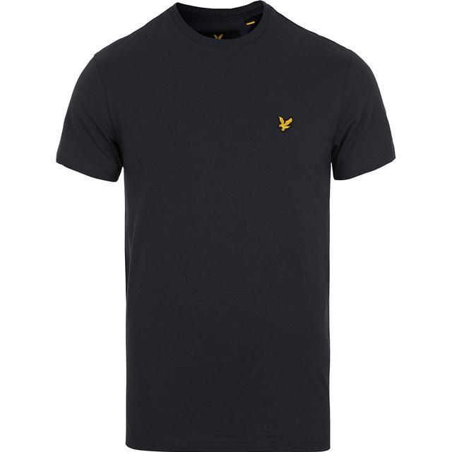 Lyle & Scott Plain T-shirt - True Black