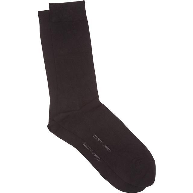 Egtved Bamboo Socks - Black