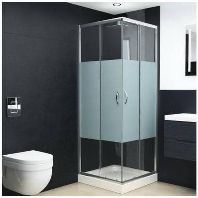 vidaXL Shower Cabin (144638) Brusekabine