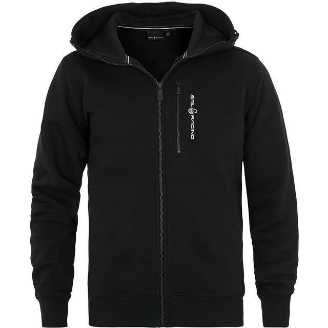 Sail Racing Bowman Zip Hood - Carbon