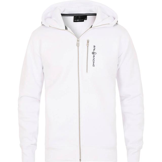 Sail Racing Bowman Zip Hood - White