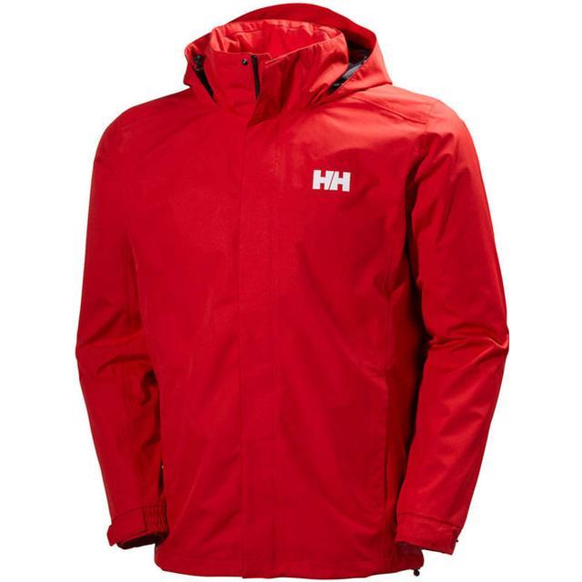 Helly Hansen Dubliner Jacket - Flag Red
