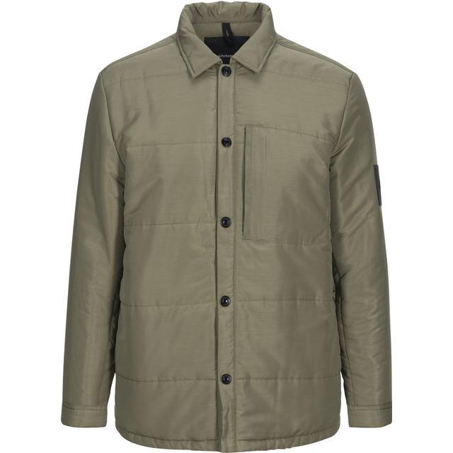 Peak Performance Combine Shirt Jacket - Leaflet Green