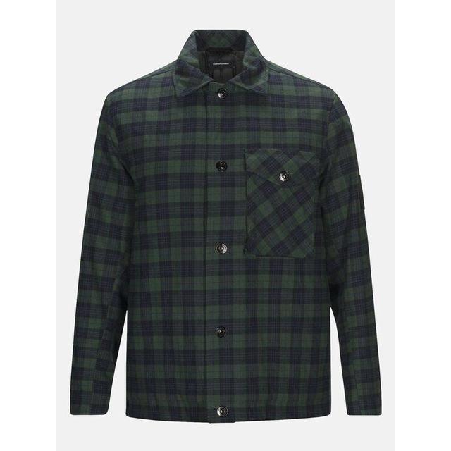 Peak Performance Danube Shirt Jacket - Pattern