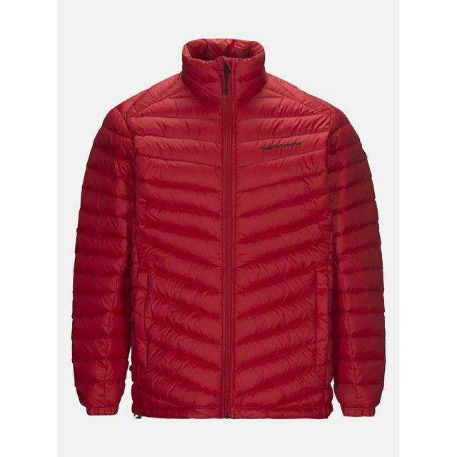 Peak Performance Frost Down Jacket - Dark Chilli