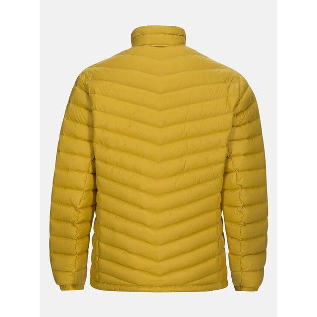 Peak Performance Frost Down Jacket Yellow Flow