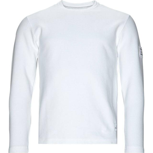 Le Baiser Flores T-shirt - White