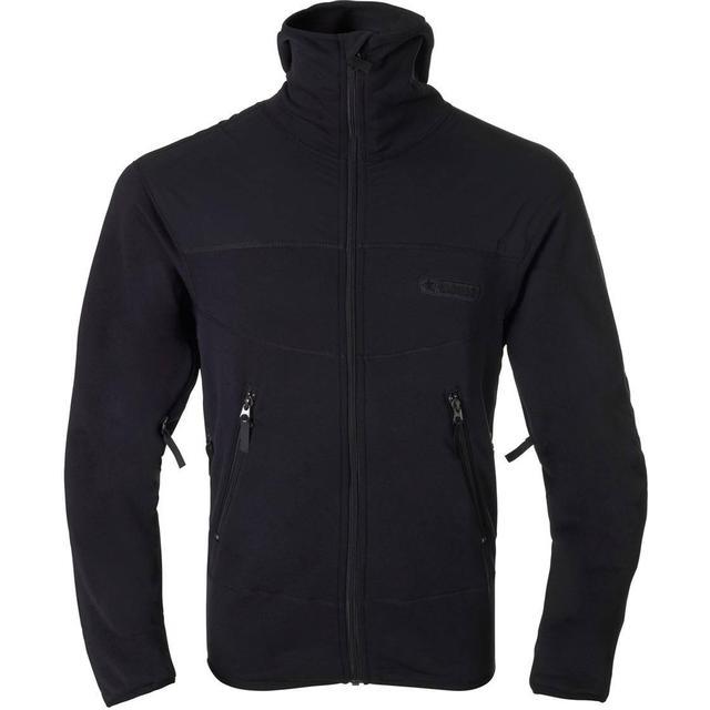Warmpeace Sneaker Powerstretch Fleece Jacket - Black