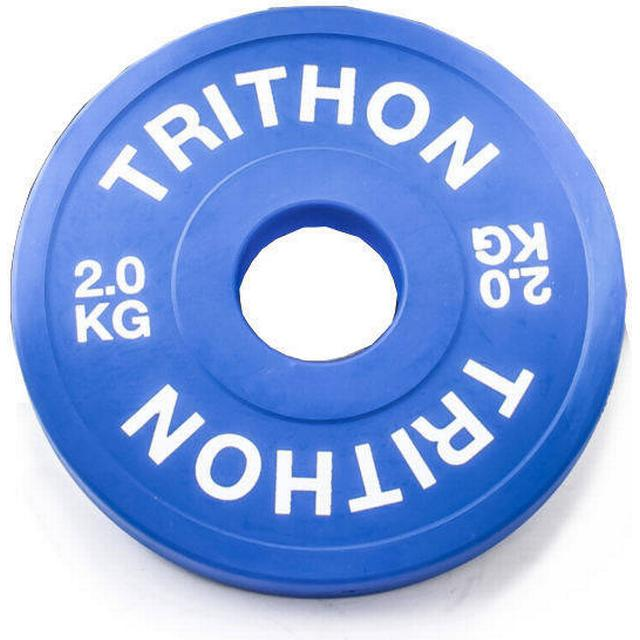 Trithon Friction Weight Plate 2kg