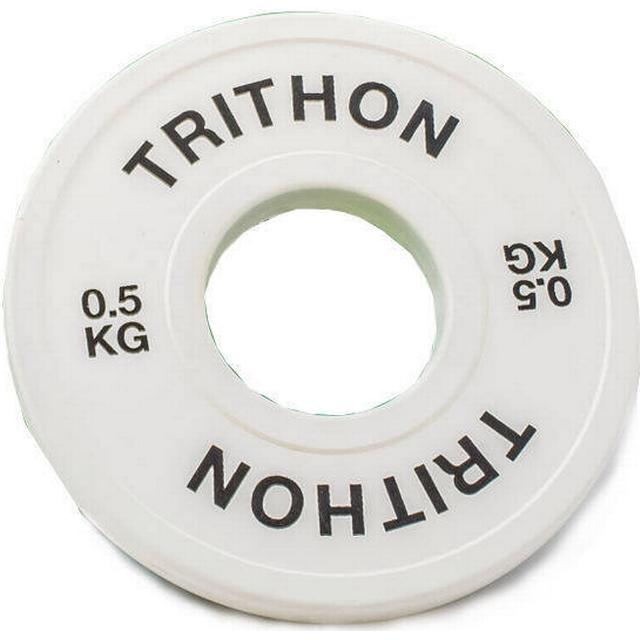 Trithon Friction Weight Plate 0.5kg