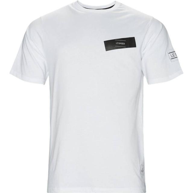 Le Baiser Pau T-shirt - White