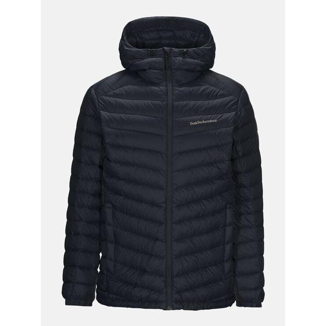 Peak Performance Frost Down Hooded Jacket - Blue Shadow
