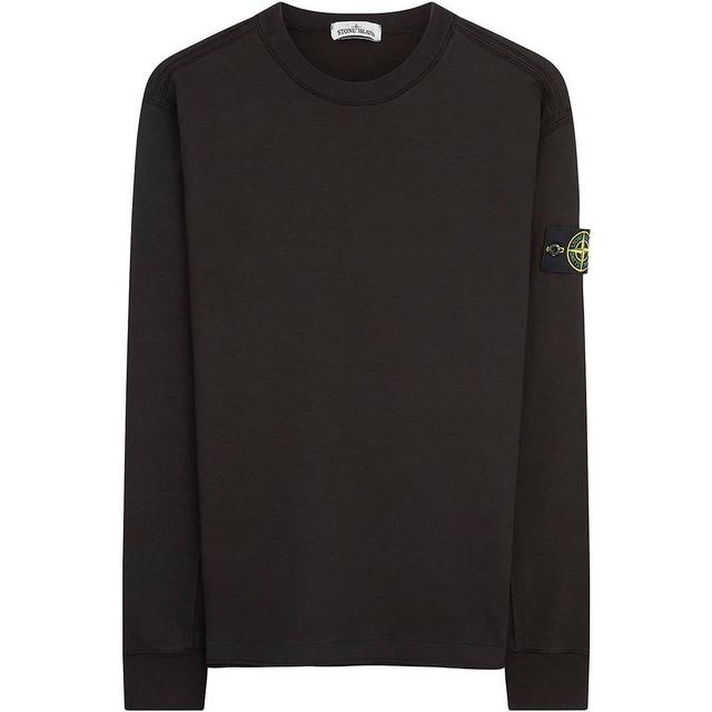 Stone Island 62350 Sweatshirt - Black