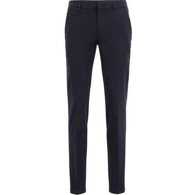 Hugo Boss Kaito1 Travel1 Trousers - Dark Blue