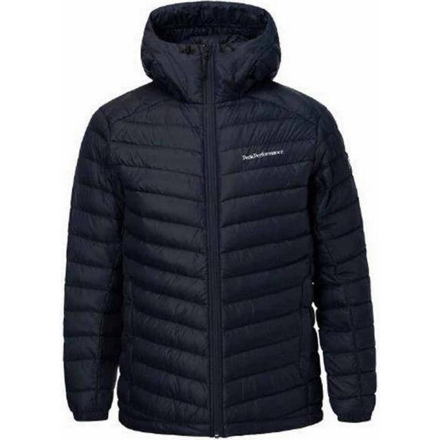 Peak Performance Frost Down Hooded Jacket - Artwork
