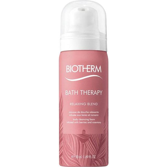 Biotherm Bath Therapy Relaxing Blend Cleansing Foam 50ml