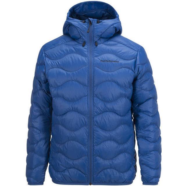Peak Performance Helium Hood Jacket - True Blue