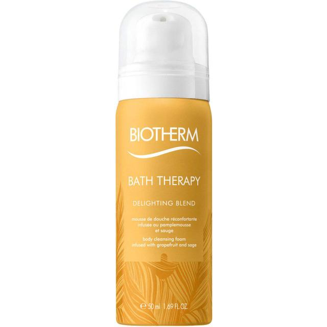 Biotherm Bath Therapy Delighting Cleansing Foam 50ml
